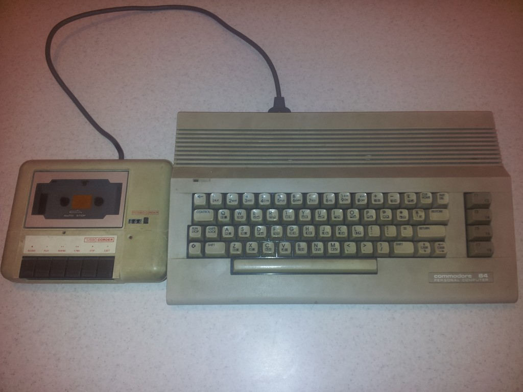 C64+datasette dirty