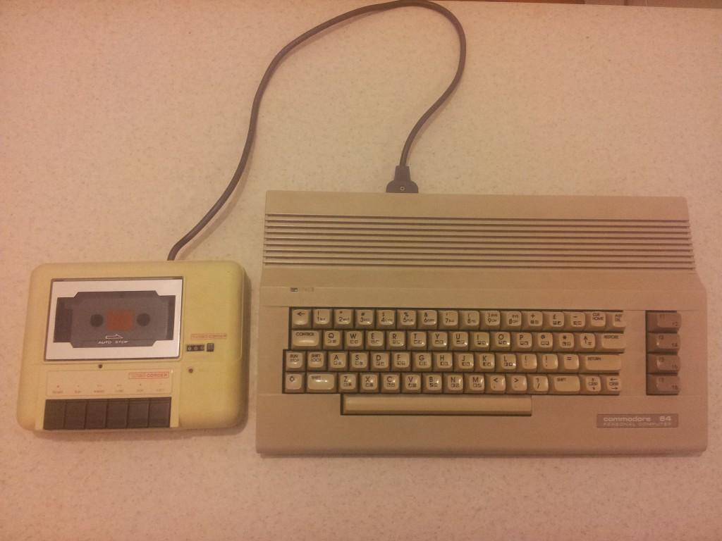 C64+datasette