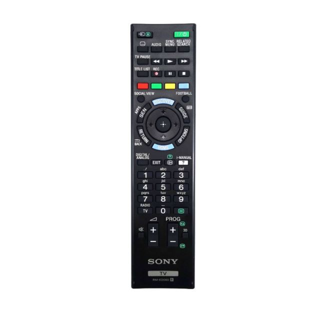 Mapping Sony Bravia remote RM-ED060 CEC for Android Kodi player
